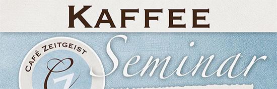 Cafe in Lüneburg - Cafe Zeitgeist - Kaffee Seminar
