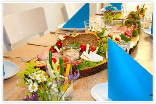 Zeitgeist Dinner - Abendbrot, Abendessen, Restaurant Lüneburg